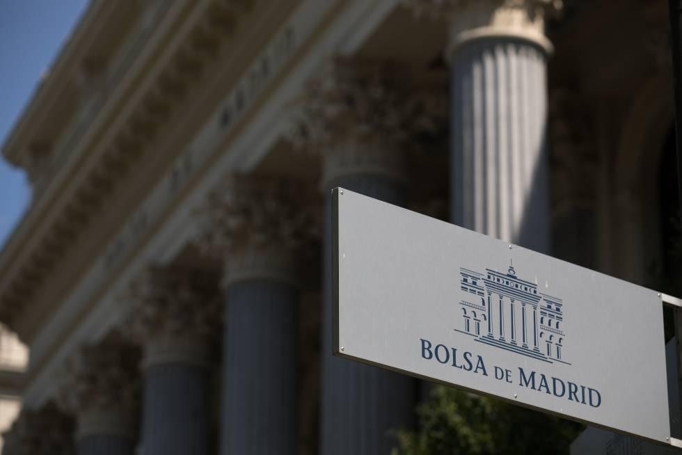 Edificio de la Bolas de Madrid.
