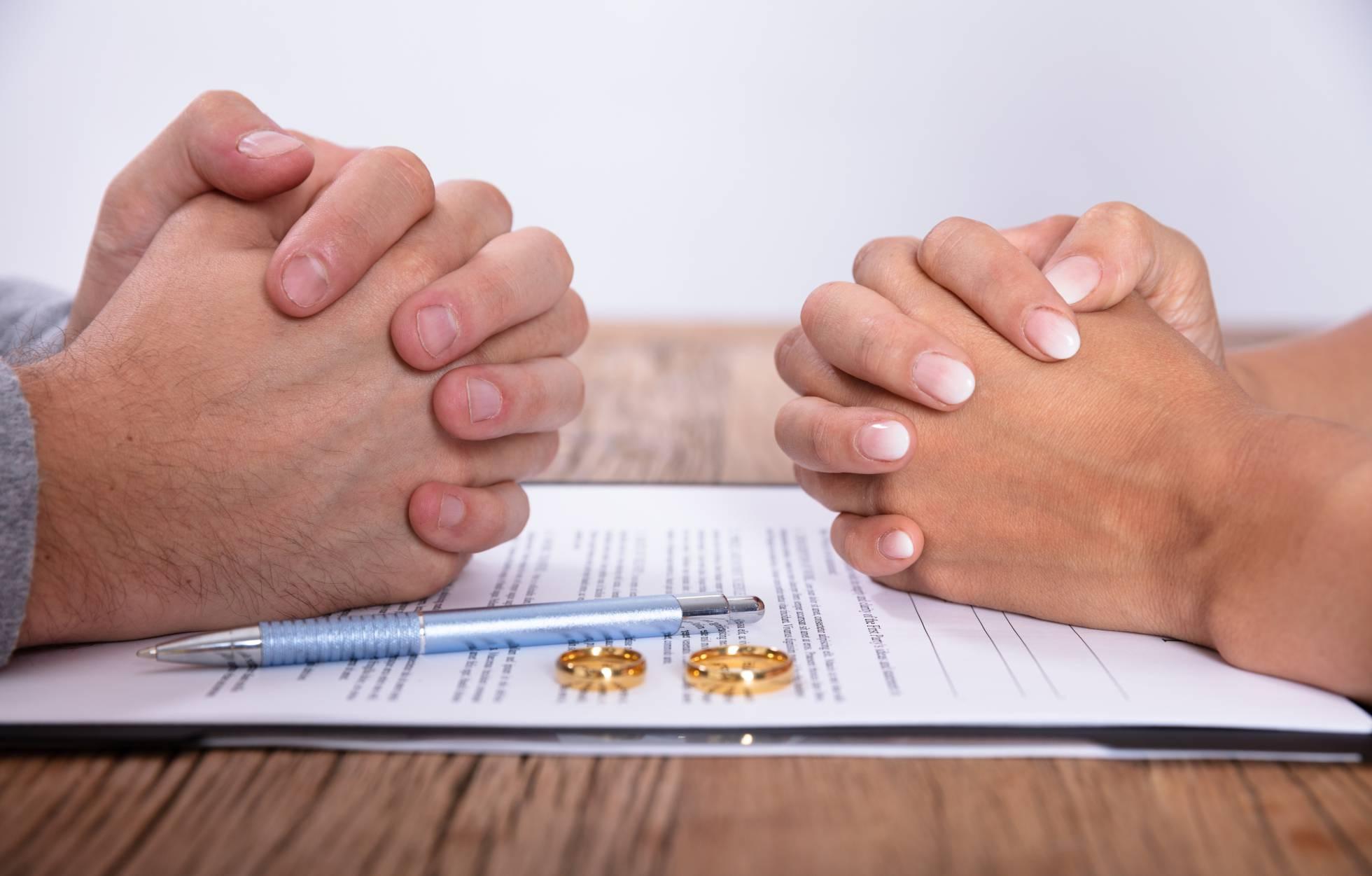 ¿Cuánto cuesta divorciarse?