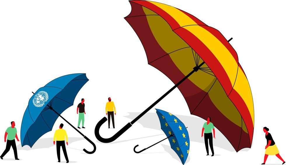 España y el orden liberal internacional