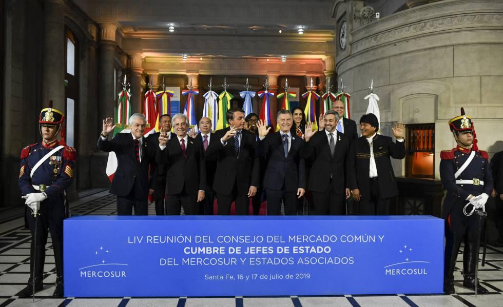 Resultado de imagem para Mercosul