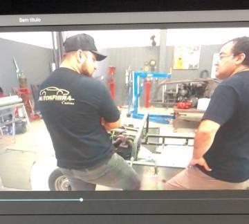 Un pantallazo de uno de los vídeos subidos al canal de Youtube de la compañía.