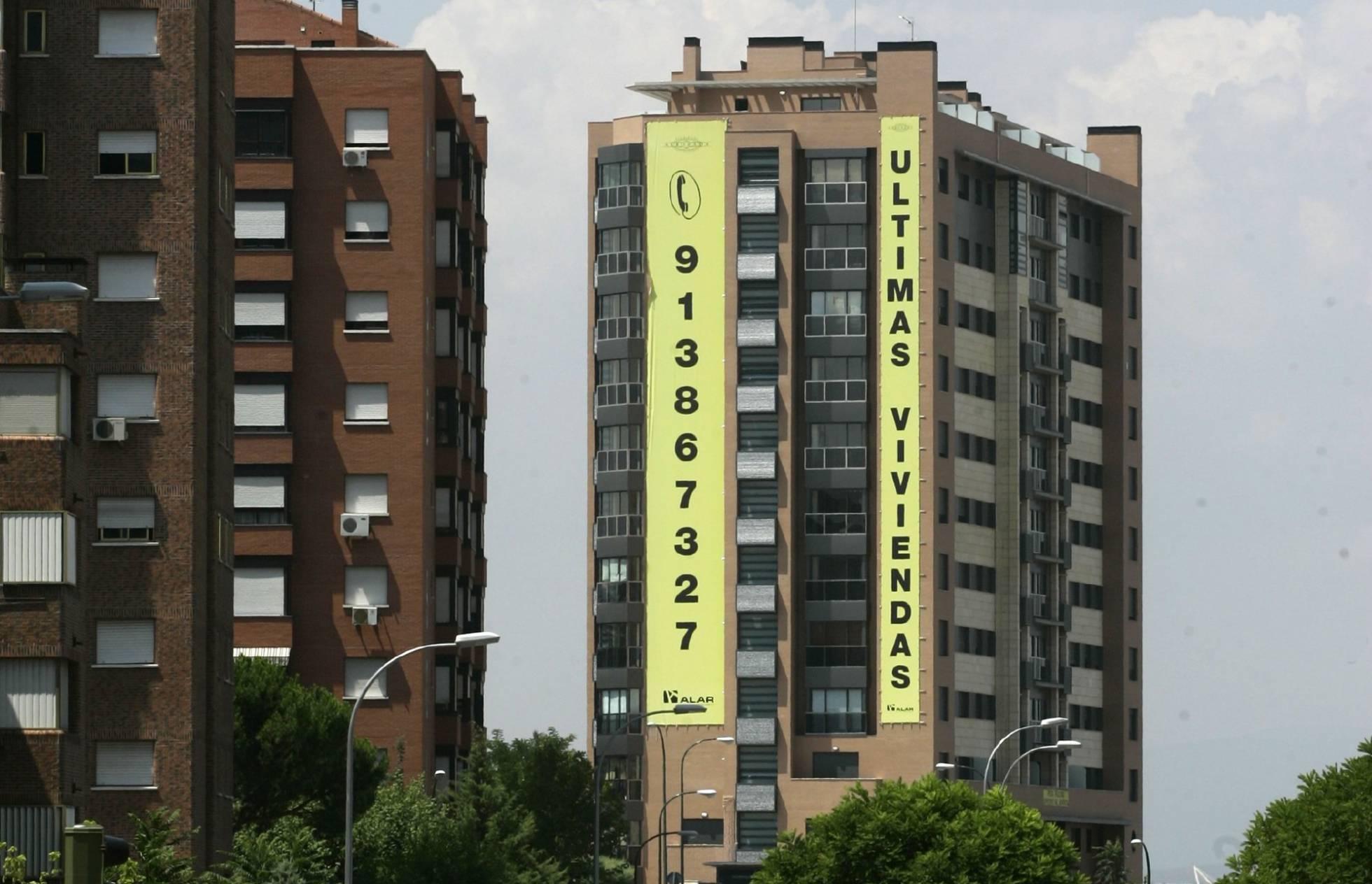 La vivienda en la era 'postburbuja': comprar cuesta un 21% menos que en 2007 y alquilar, un 11% más