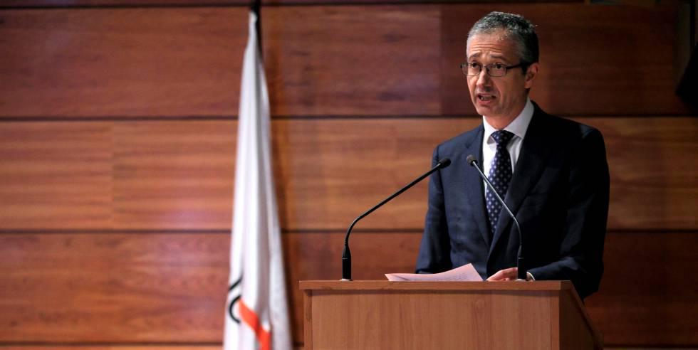 Il governatore della Banca di Spagna, Pablo Hernández de Cos, sabato 31 terrà la conferenza di chiusura dei corsi di La Granda, nelle Asturie.