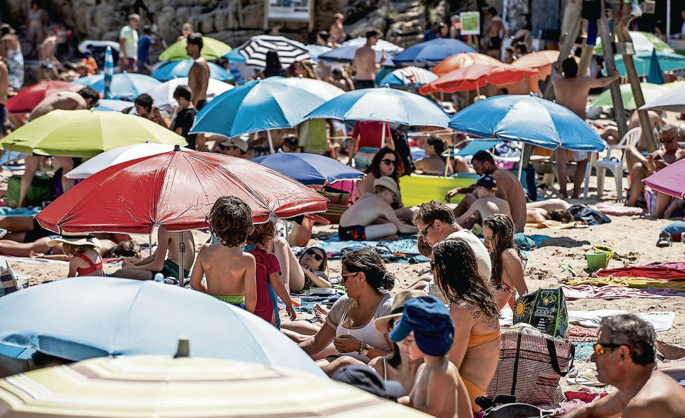 turismo españa julio