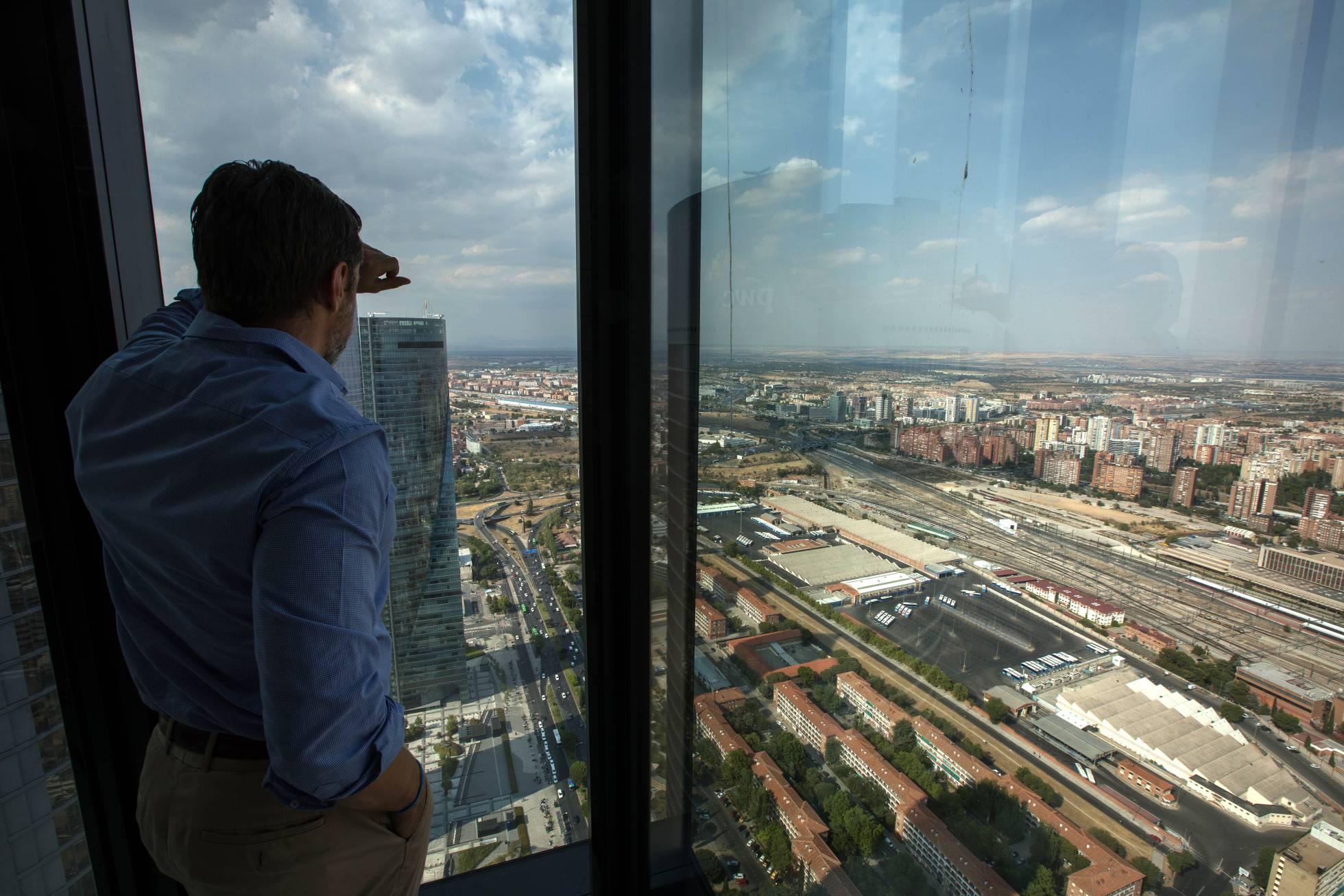 Merlin compra casi el 15% de la Operación Chamartín a la constructora San José