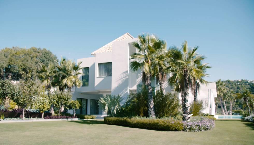 'Salucci', una de las mansiones de La Zagaleta, se vende por 11,4 millones.