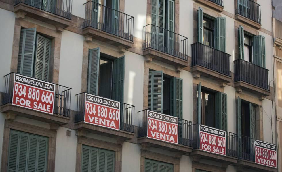 El Constitucional anula el impuesto de plusvalía si supera el beneficio real obtenido por la venta de la vivienda