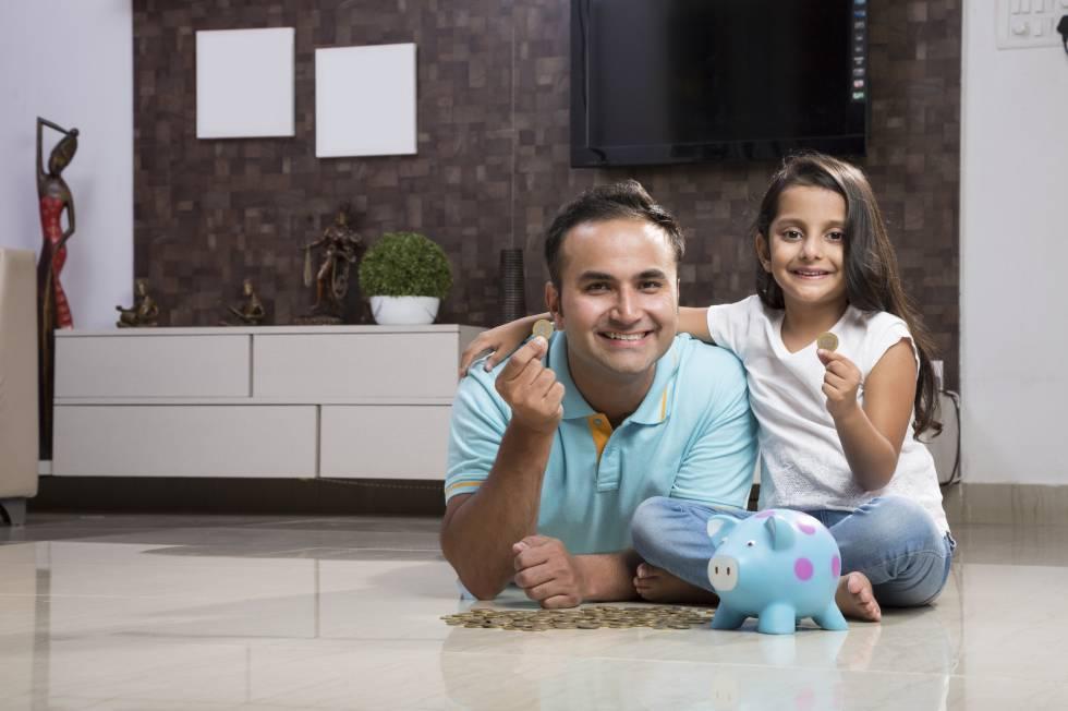 El ABC del cuidado del dinero para niños