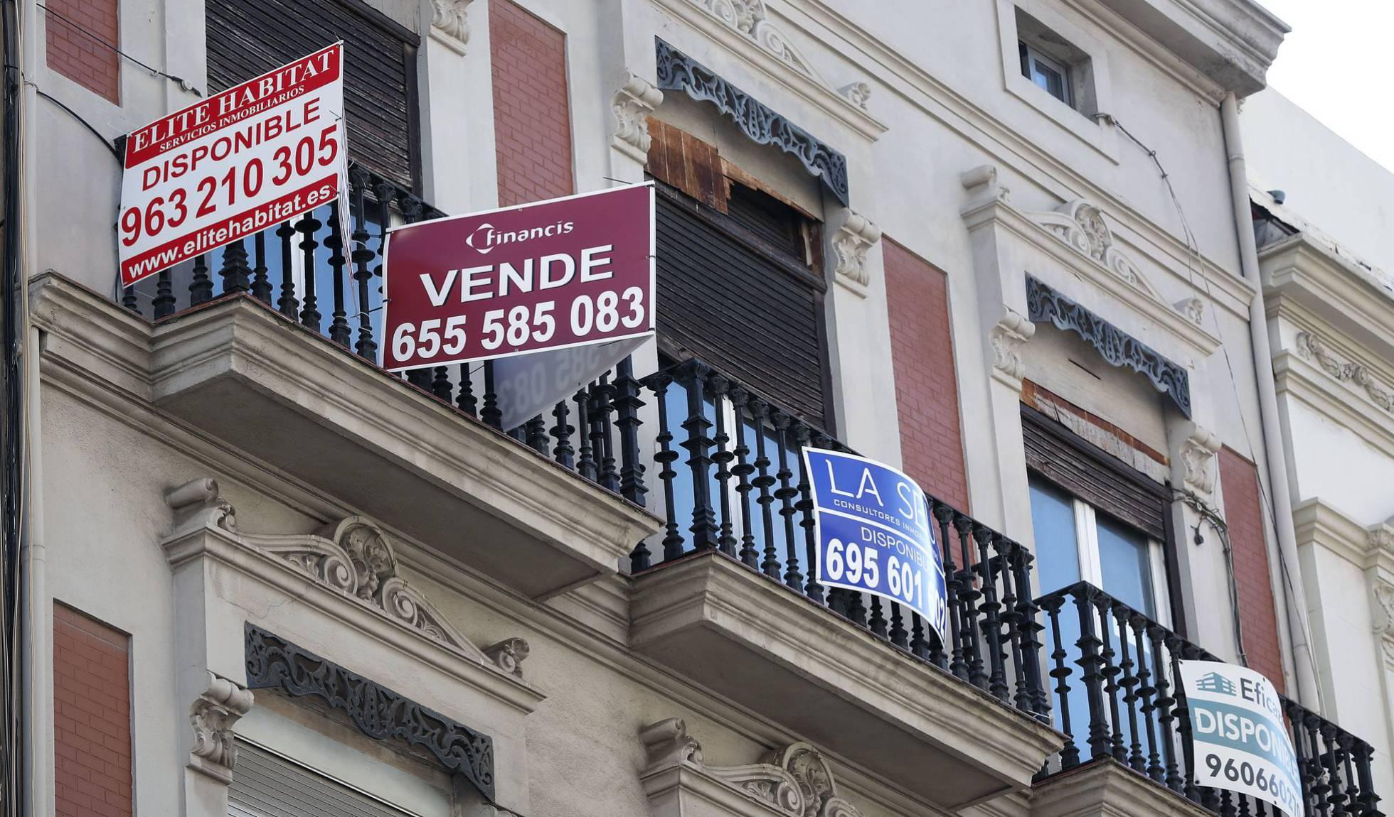 El Constitucional declara nulo el impuesto de plusvalía si supera la ganancia de la venta del piso
