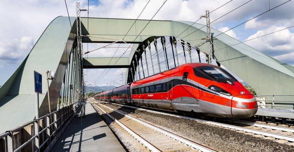Tren Frecciarossa 1000 de Trenitalia