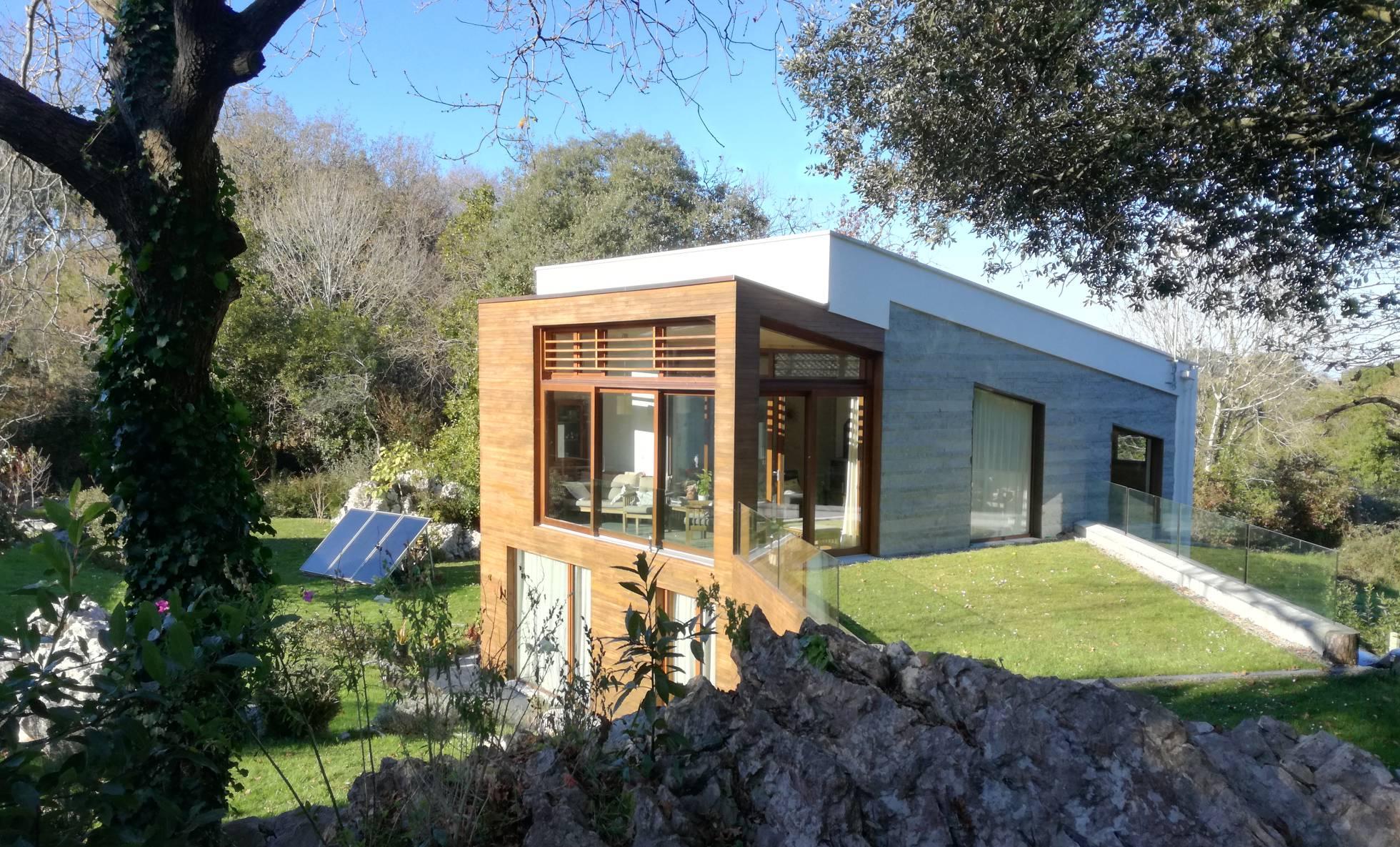 Así son las casas españolas más ecológicas