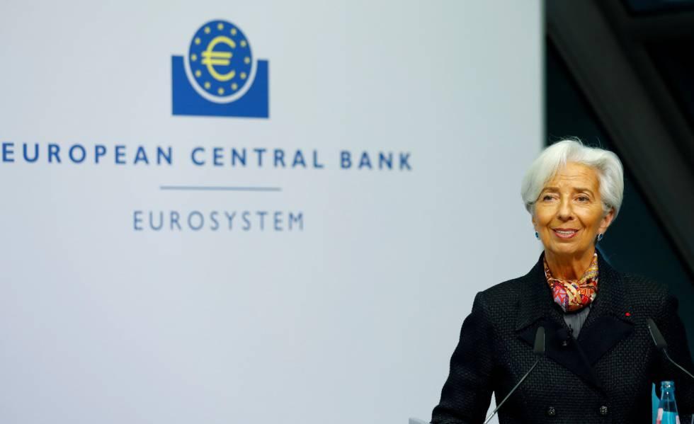 La presidente della BCE, Christine Lagarde.