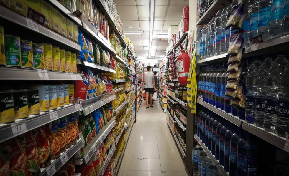 En marzo, el precio de los alimentos se disparó un 4,6%