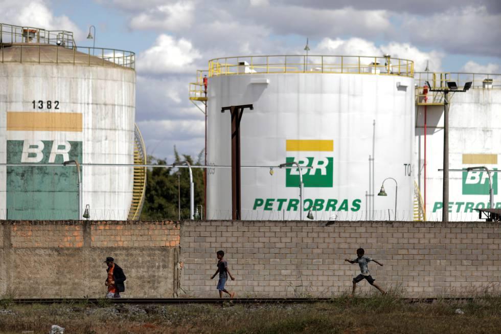Petrobras logra el mayor beneficio de su historia gracias a la venta de activos