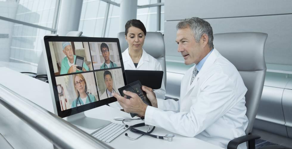 De algoritmos que detectan cáncer a la aparición de clínicas virtuales