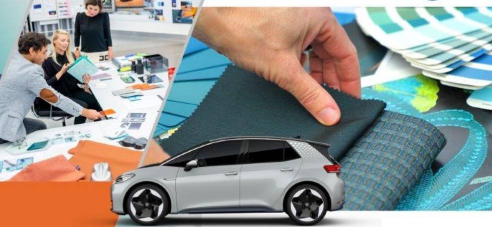 Imagen promocional del Volkswagen ID.3.