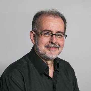 El profesor Albert Sangrà.