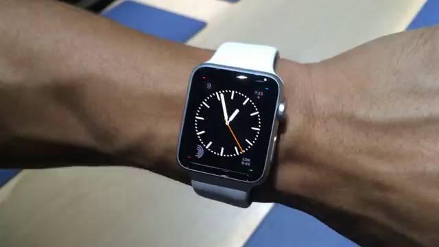 Apple lanza el iPhone 6 y el Apple Watch, su reloj de pulsera inteligente