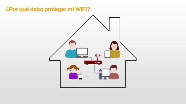Descubre si te están robando el WiFi en dos pasos y cómo evitarlo