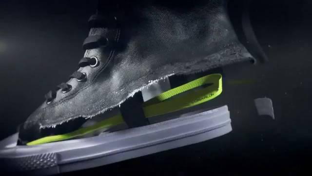 Nike actualiza las Converse
