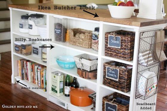 Best Muebles Auxiliares Cocina Baratos Contemporary - Casa & Diseño ...