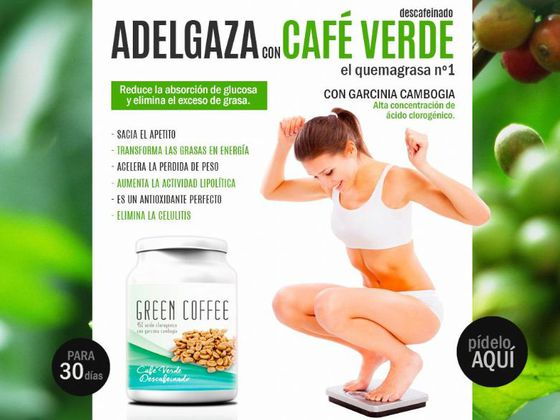 Anuncios de productos milagro para bajar de peso