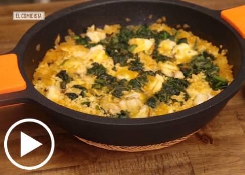 V deo las tres formas b sicas de hacer arroz recetas el for Formas de preparar arroz