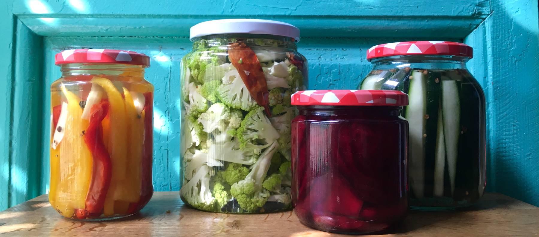Cómo fermentar vegetales en casa | El Comidista EL PAÍS