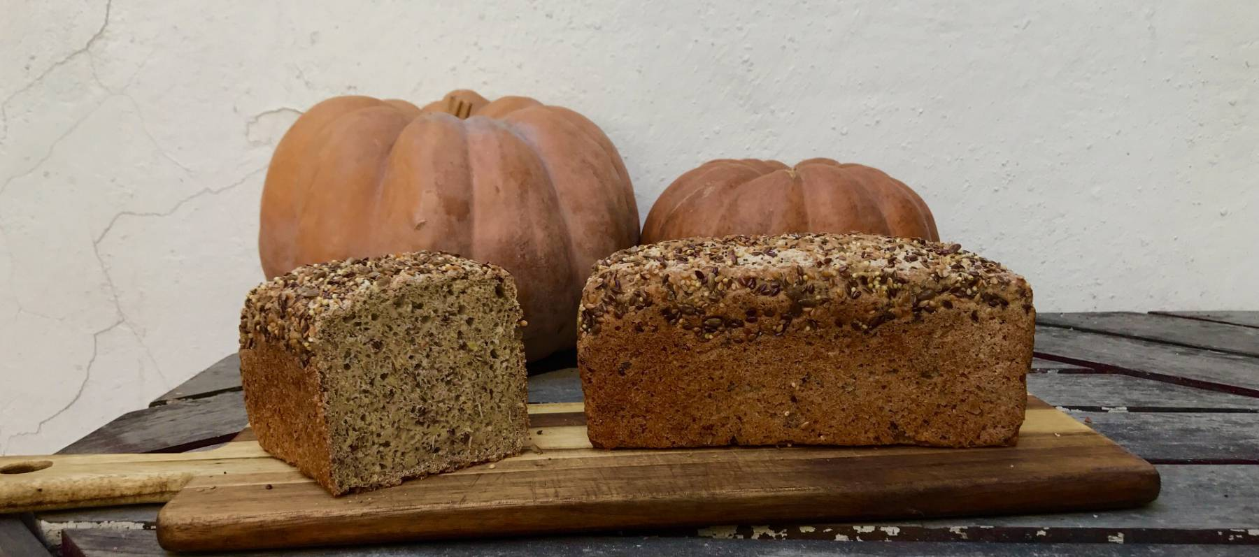receta facil para hacer pan sin gluten
