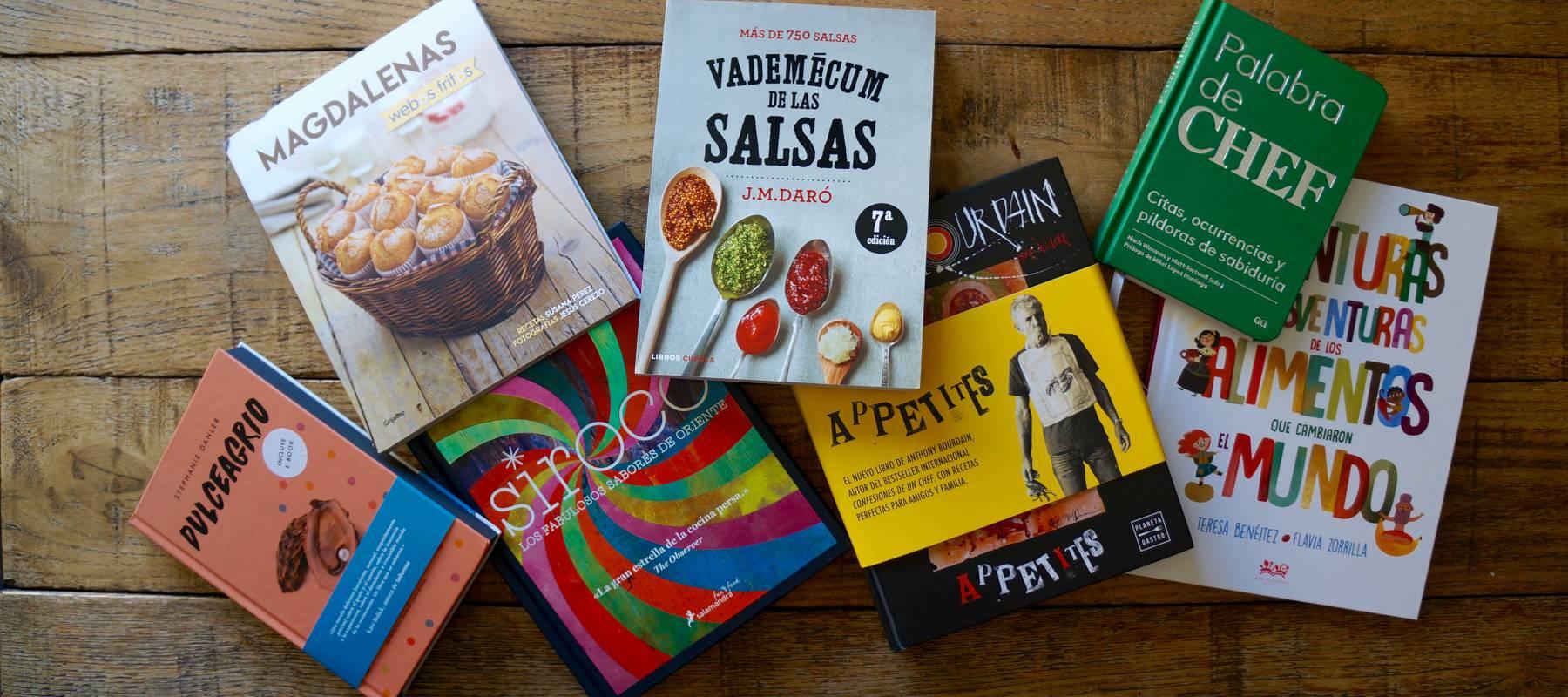 Once Libros De Cocina Para El Día Del Libro El Comidista