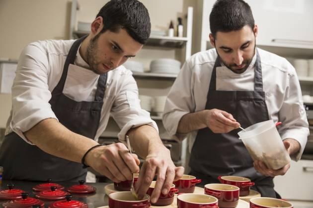El estrella michel n m s barato de europa el comidista for Estrella michelin cocina