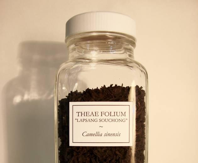 Lapsang Souchong: el té que lo ahuma todo