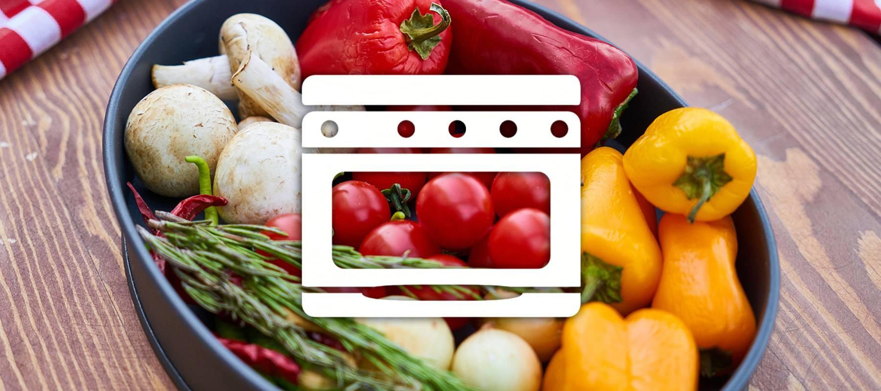 Guía práctica para asar verduras sin fracasar