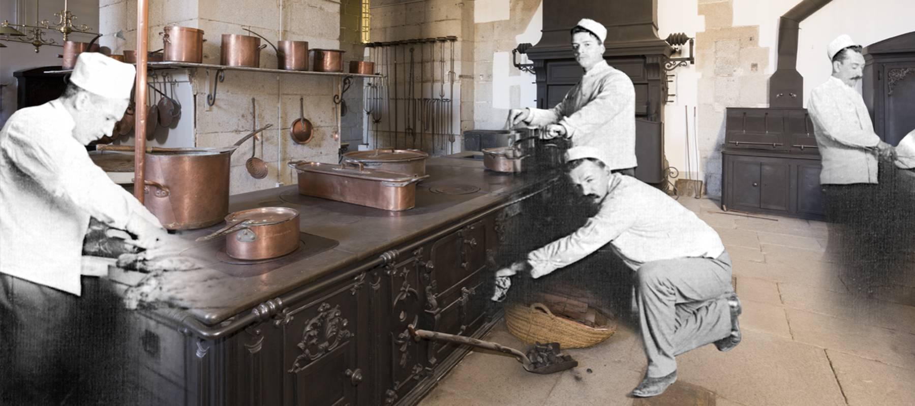 La pantagruélica historia de las Cocinas del Palacio Real | El ...