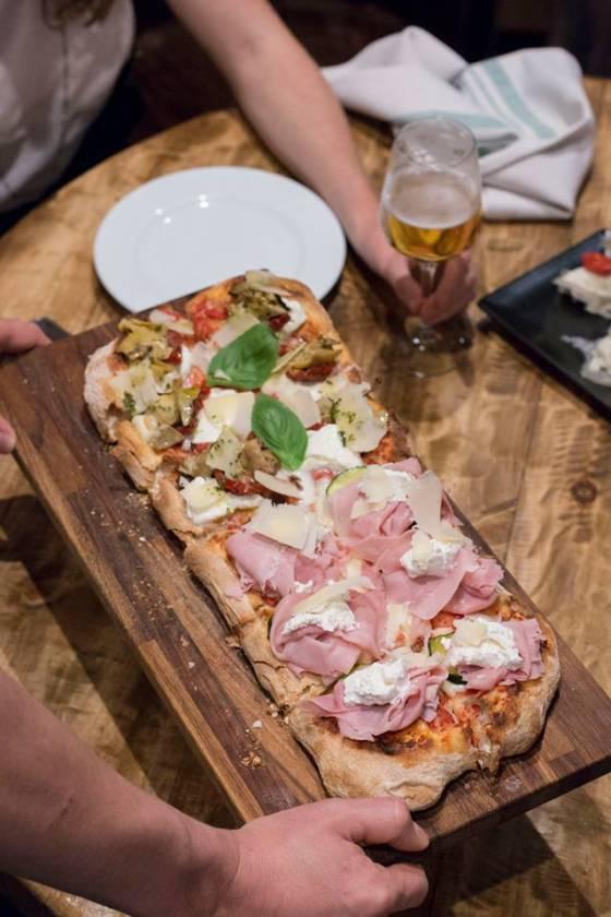 La Balmesina, mucho más que pizza