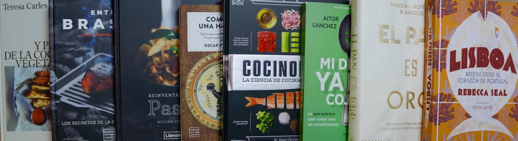 Diez libros de cocina para el Día del Libro | El Comidista EL PAÍS