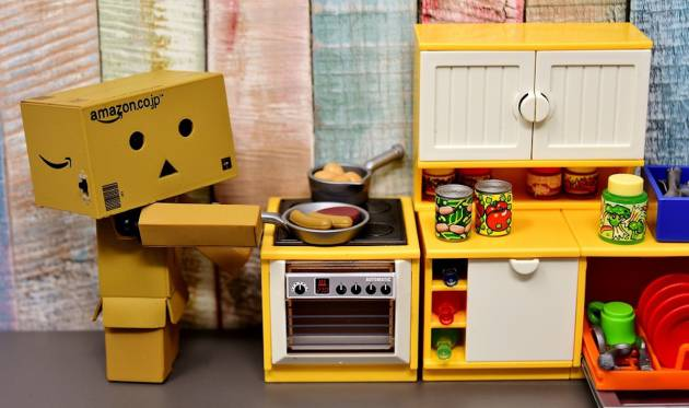 Cómo sobrevivir cuando eres un desastre en la cocina | El Comidista ...