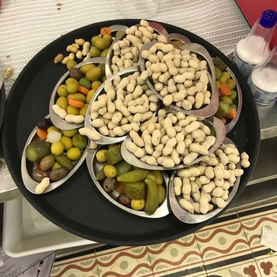 'Esmorzaret', el almuerzo más pantagruélico de España