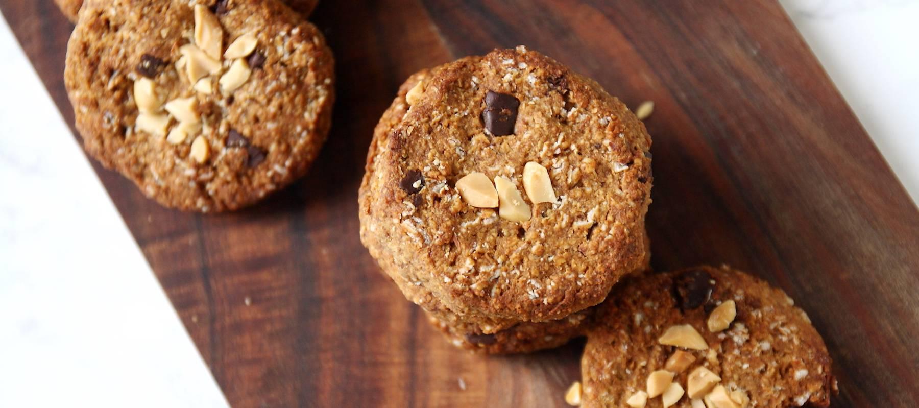 receta para hacer galletas caseras en microondas