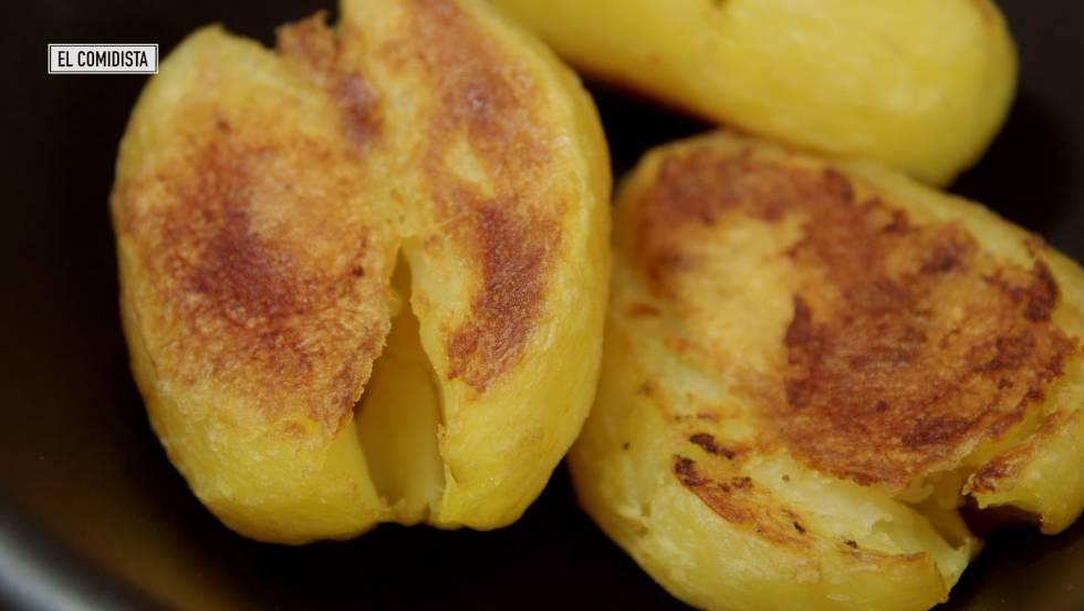 Las patatas asadas perfectas