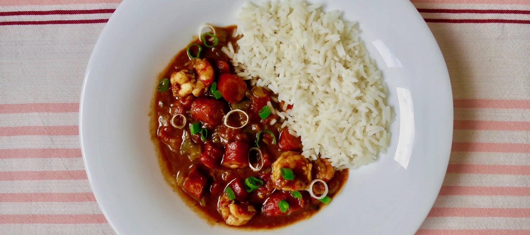 Gumbo, el estofado más famoso de Nueva Orleans