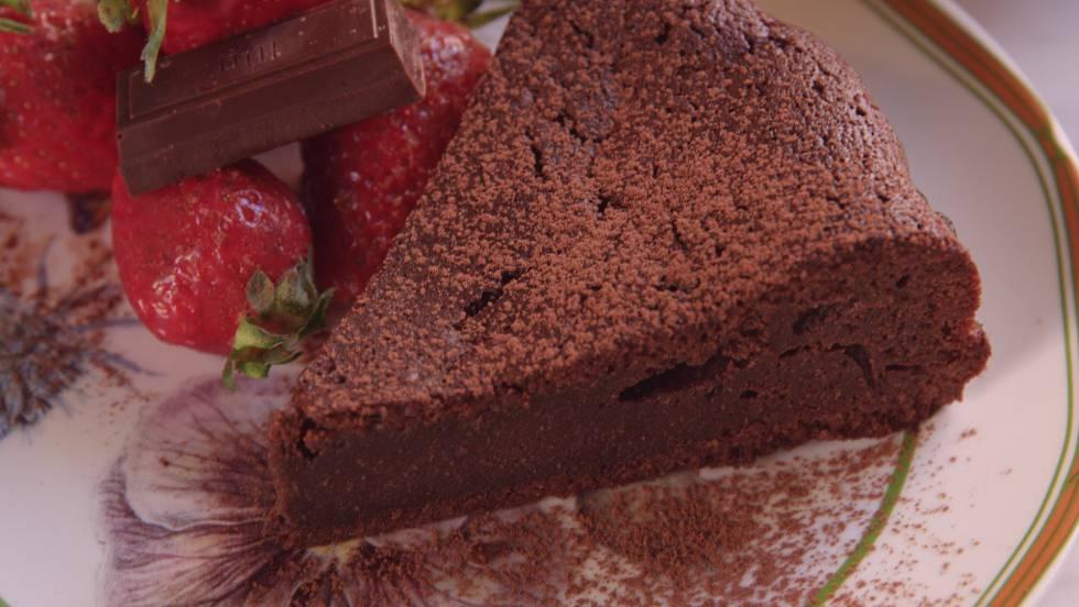 Vídeo Tres Tartas De Chocolate Sin Harina Y Una Que Puede