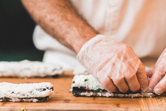 La emergencia climática amenaza el alga de los 'maki sushi'