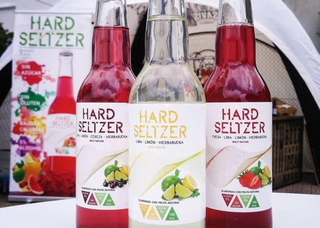Hard Seltzer La Moda De Vender Alcohol Como Si Fuera Un Refresco El Comidista El País