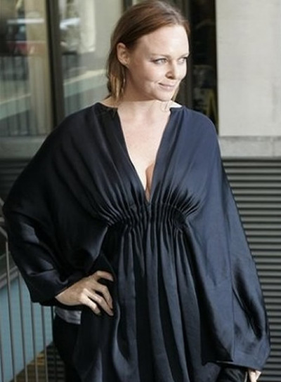 Stella McCartney, furiosa defensora de los animales