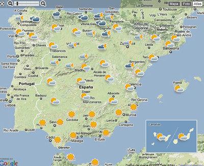 Mapa Del Tiempo España Fin De Semana.Las Tormentas Se Quedan El Fin De Semana Actualidad El Pais