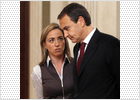 Carme Chacón muddies waters over Zapatero succession plan