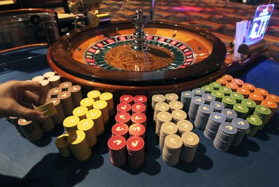 Casino gran madrid mesas de poker