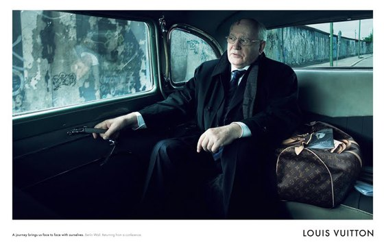 Louis Vuitton-Gorbachev-Ogilvy Paris