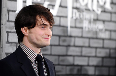 El actor Daniel Radcliffe, protagonista de la saga 'Harry Potter'.